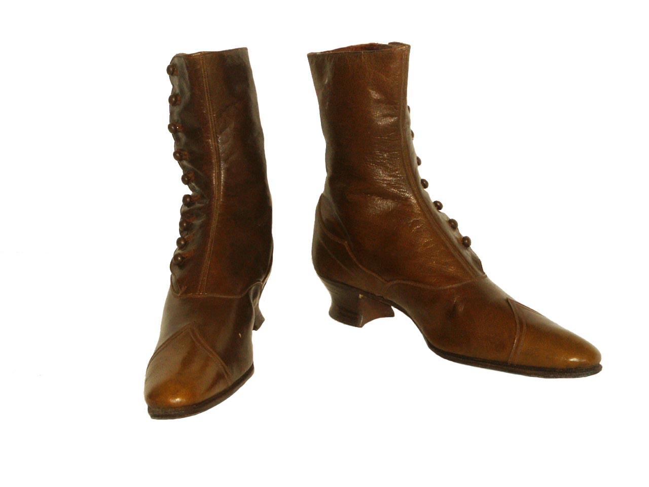 Chaussure Un regard Certain année 1900 1914 Yvbf76gy
